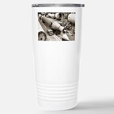 Rocket production Stainless Steel Travel Mug