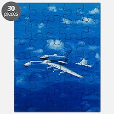 Russian shuttle Buran Puzzle