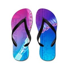 DNA replication Flip Flops