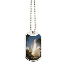 Return to Flight shuttle launch Dog Tags