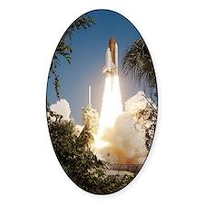 Return to Flight shuttle launch Decal