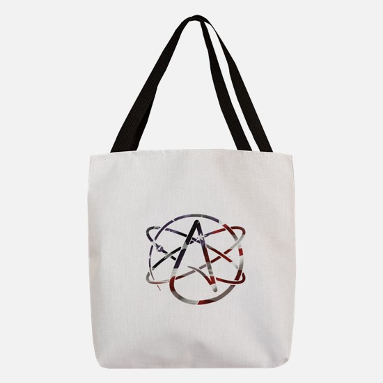 USA Proud Polyester Tote Bag