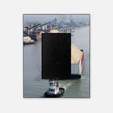 River cargo Picture Frame