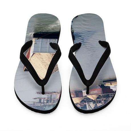 River cargo Flip Flops