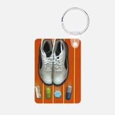 Drugs in sport Keychains