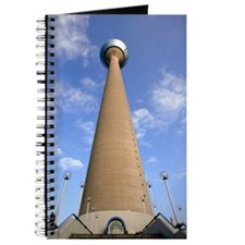 Rhine Tower, Dusseldorf, Germany Journal