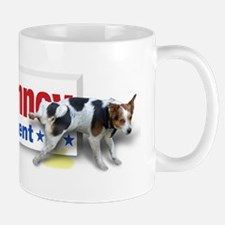 Mitt Romney for President - Dog Wiz Mug