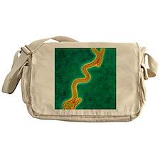 Ebola virus Messenger Bag
