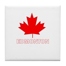 Cute Alberta Tile Coaster