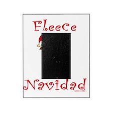 FleeceNavidadLightFinalTRANS-c Picture Frame