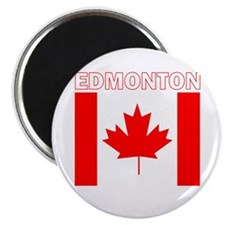 Cute Edmonton Magnet