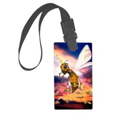 Robot insect Luggage Tag