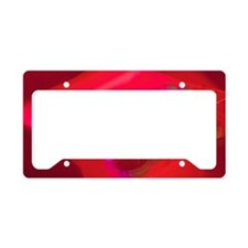 Ecstasy pills License Plate Holder