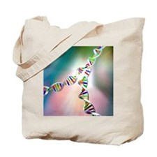 DNA replication Tote Bag