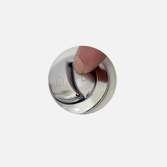 Dual flush button Mini Button