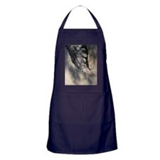 Large Lizard 2 Apron (dark)