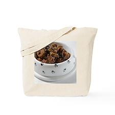 Dog food Tote Bag