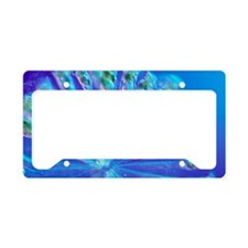 Rotifer colony License Plate Holder