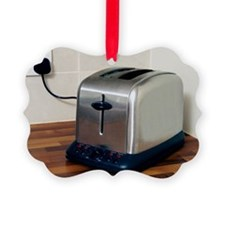 Electric toaster Ornament