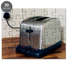 Electric toaster Puzzle