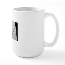 Domestic washing machine dial Mug