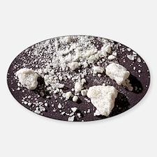 Ecstasy powder Decal