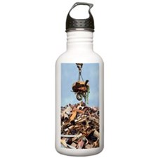 Scrap metal Water Bottle