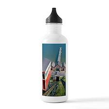 Saltburn cliff lift Water Bottle