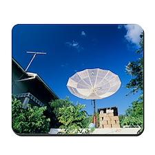 Satellite dish Mousepad