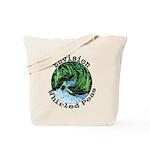 Envision Whirled Peas Tote Bag