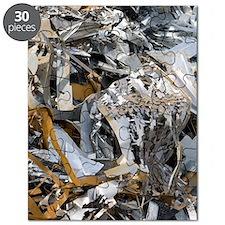 Scrap metal Puzzle