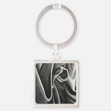 50 shades of Grey Square Keychain