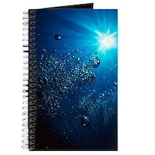 Scuba bubbles Journal