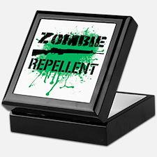 Zombie Repellent Keepsake Box