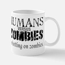 Humans vs Zombies Mug