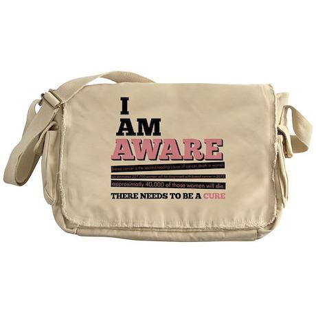 I_am_aware Messenger Bag