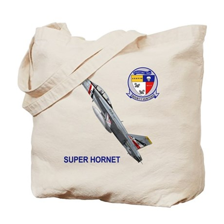 VFA-2 Bounty Hunters Tote Bag