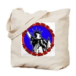 God Bless America Patriotic Tote Bag