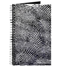 Enlarged fingerprint Journal
