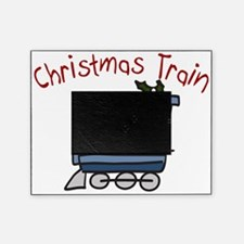 Christmas Train Picture Frame