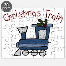 Christmas Train Puzzle