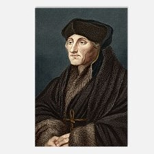 Erasmus, Dutch theologian Postcards (Package of 8)