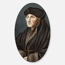 Erasmus, Dutch theologian Decal
