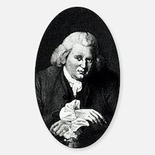 Erasmus Darwin, British doctor Decal