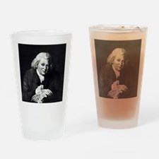 Erasmus Darwin, British doctor Drinking Glass