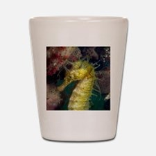 Seahorse Shot Glass