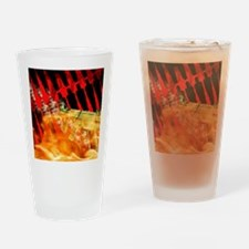 Ethnic cleansing Drinking Glass