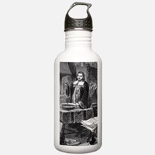Evangelista Torricelli Water Bottle