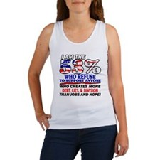 I Am The 53% Women's Tank Top