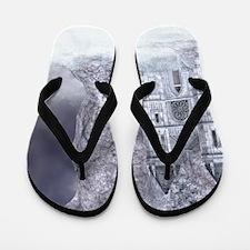 c_shower_curtain2 Flip Flops
